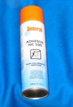 Ambersil NC 500 ml Pool / Snooker Table Cloth Slate Adhesive Spray Glue